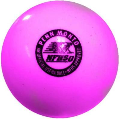 Penn Monto FPM 500 NFHS Field Hockey Game Balls (dz), Pink by