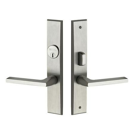 Baldwin Hardware 6974.056.ENTR Lakeshore Entry Front Door Handle