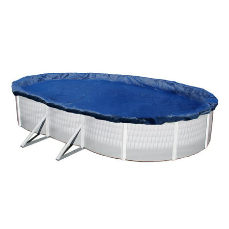 Winter Pool Cover Above Ground 21x41 Oval Arctic Armor 15