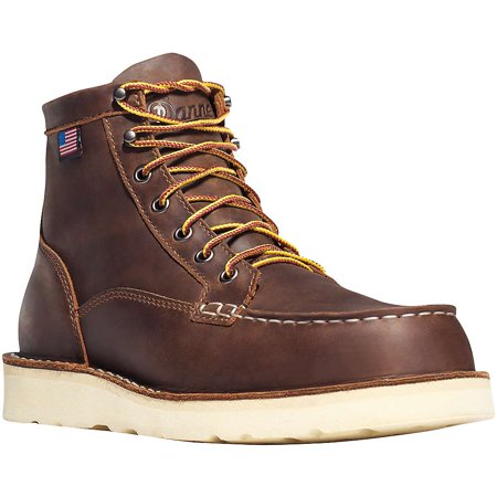 Danner Logger Boots (Danner Men's Bull Run Moc Toe 6IN Boot )