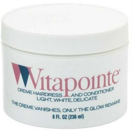 Vitapointe Creme Hairdress & Conditioner, 8 oz