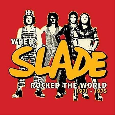 When Slade Rocked the World 1971-75 Collectors Box (Vinyl)