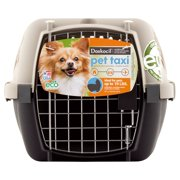 """Doskocil Pet Taxi 19"""" Pet Carrier, Extra Small, Beige"""