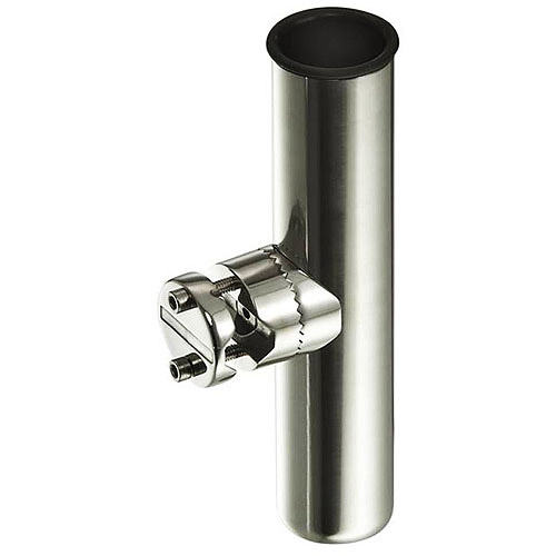 Clamp-On Rod Holder, Stainless Steel by ATTWOOD MARINE