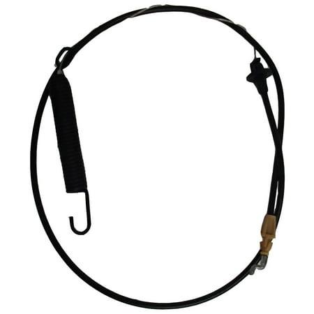 Troy Bilt Super Bronco Rear (Deck Engagement Cable for Troy-Bilt 2010 2011 2012 2013 Super Bronco Pony Tuffy )