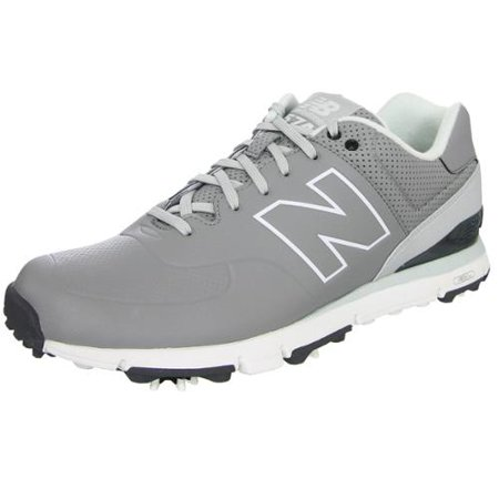 New Balance Mens Nbg574 Golf Shoes 9 Us D Grey