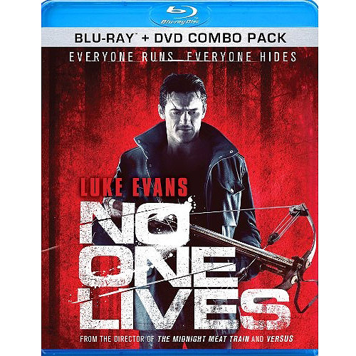 No One Lives (Blu-ray   DVD) (Widescreen)
