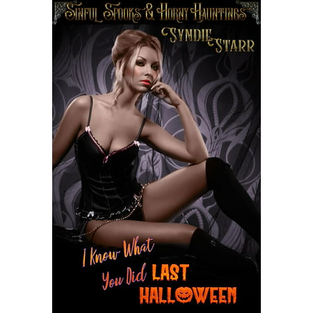 I Know What You Did Last Halloween - eBook
