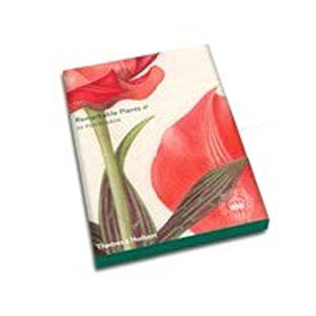30% Post Consumer Material - Remarkable Plants: Postcards : Box of 30