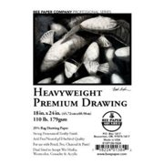 "Bee Paper Heavyweight Premium Drawing Sheets 18"" x 24"""