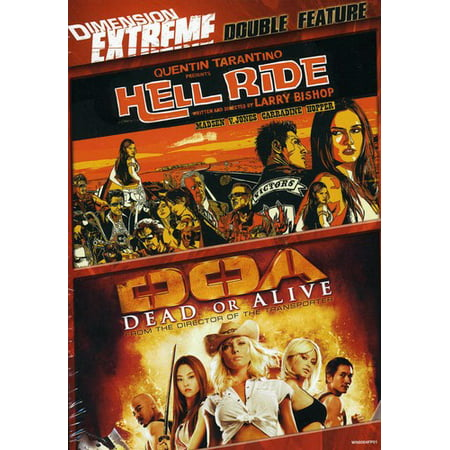 Hell Ride Doa Dvd Walmart Com