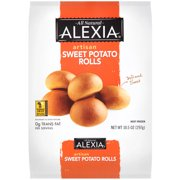 Alexia Foods Artisan Sweet Potato Rolls, 10.5 oz