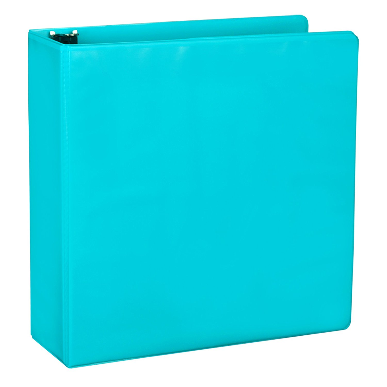 """Durable Fashion Color 3 Ring Binder, 2"""" Inch Round Rings"""