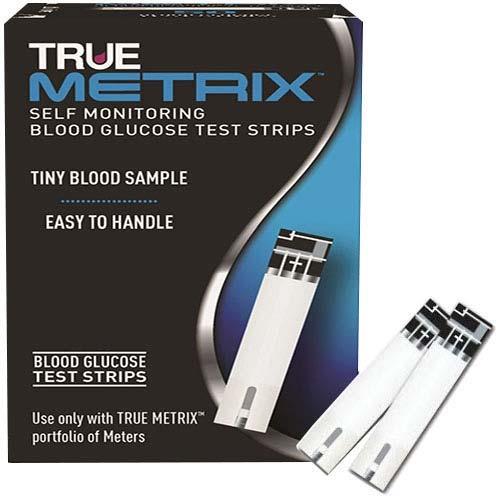 True metrix test strip (100 count) part no. r3h01-00 (1200/case)