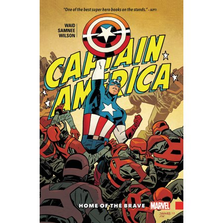 Captain America by Waid & Samnee: Home of the
