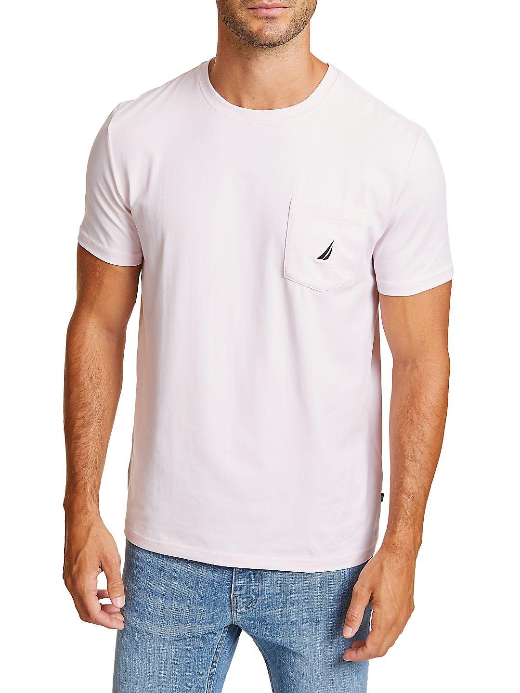 Pocket Crewneck T-Shirt