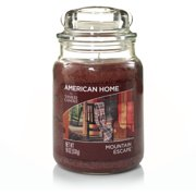 American Home by Yankee Candle Mountain Escape, 19 oz Large Jar