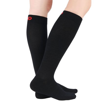 d3e4fce373f67 +MD 3 Pairs Bamboo Compression Socks (8-15mmHg) for Women & Men Moisture  Wicking Support Stockings for Airplane Flights, Travel, Running, Athletic,  ...