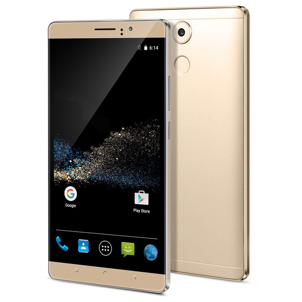 6 Inch Unlocked Android 5.1 Quad Core Two SIM Cell Smart Phone 3G GSM