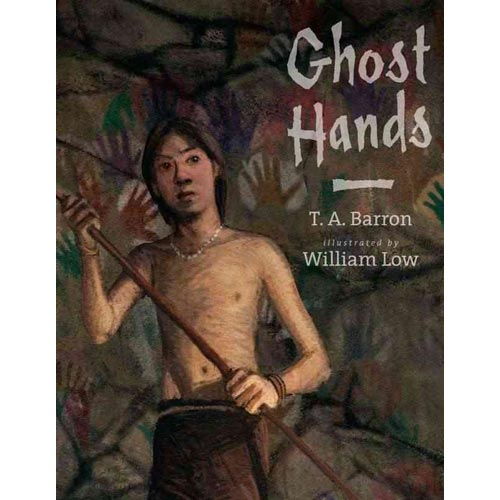 Ghost Hands: A Story Inspired by Patagonias's Cave of the Hands