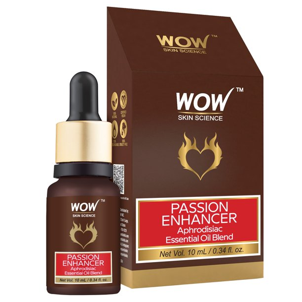 Wow Passion Enhancer Essential Oil Blend Pure Therapeutic Grade 10ml Walmart Com Walmart Com