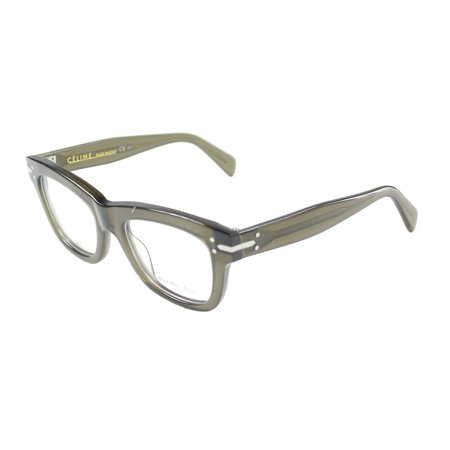 c898ed947dde Celine CL41335 E5Z Women s Square Eyeglasses - Walmart.com