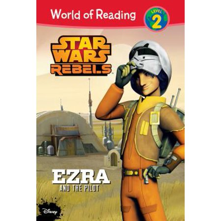 Star Wars Rebels: Ezra and the Pilot (Star Wars Rebels Ezra)