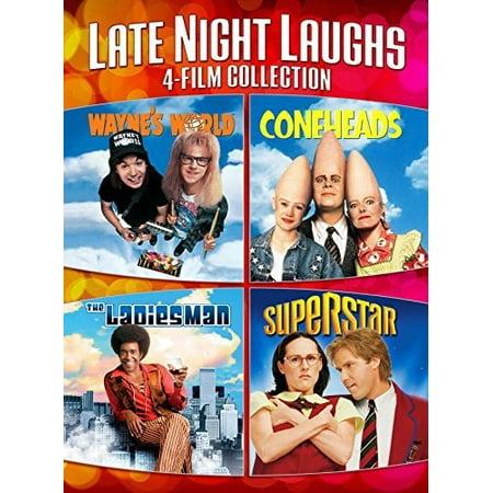 4 Film Favorites: Late Night Laughs Volume 1 (DVD) - Halloween Night Film Trailer