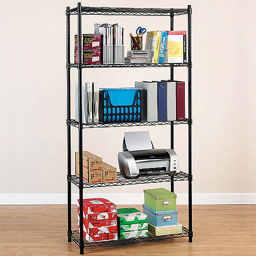 Whitmor Supreme 5-Tier Shelving System