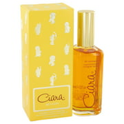 Revlon CIARA 80% Eau De Cologne Spray for Women 2.3 oz