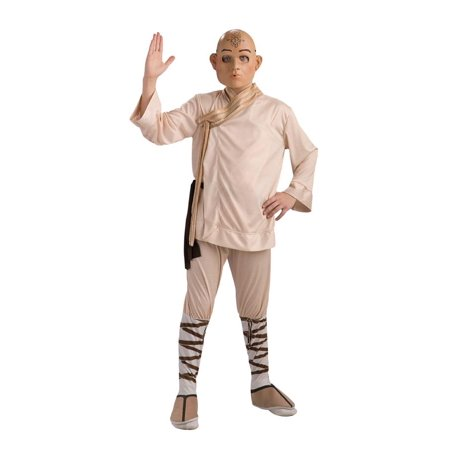 The Last Airbender Deluxe Aang Costume Child](The Last Airbender Costumes For Adults)