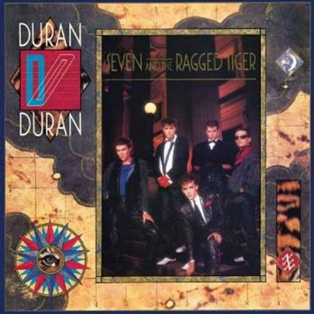 Duran Duran - Seven & the Ragged Tiger (Vinyl) - image 1 of 1