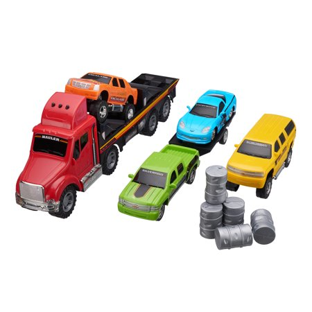 Kid Connection Deluxe Truck Play Set, 11 (Srt 10 Truck)