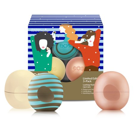 Mandarin Lip Balm - eos Lip Balm 3-Pack Limited Edition Collection