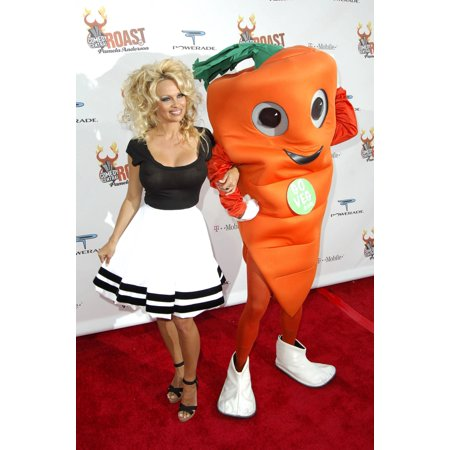 Pamela Anderson At Arrivals For Comedy Central Celebrity Roast Of Pamela Anderson Sony Studios Los Angeles Ca August 07 2005 Photo By Michael GermanaEverett Collection Celebrity](Spirit Halloween Anderson Ca)
