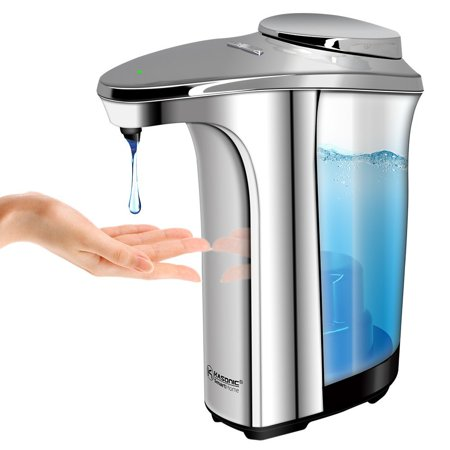 Kasonic Automatic Touchless Dish Soap Dispenser, Modern ...