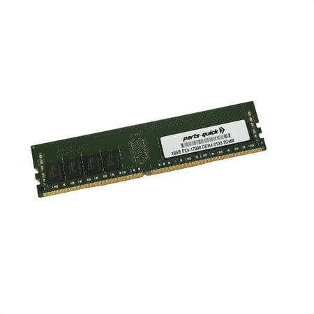 16GB DDR4 RAM Memory Upgrade for HP ENVY Phoenix Desktop 860-010, 860-013d,  860-014, 860-160se, 860st (PARTS-QUICK)