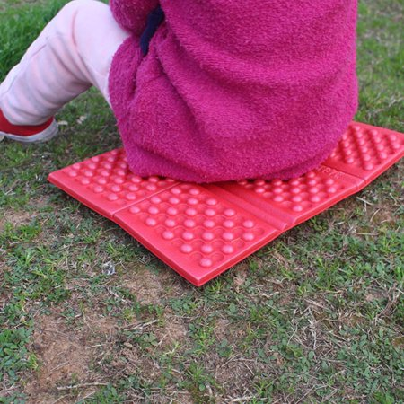 Random Color XPE Outdoor Camping Hiking Picnic Folding Cushion Seat Pad Moistureproof Cushion Mattress Pad - image 5 of 9