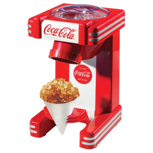 Nostalgia Electrics Nostalgia RSM702COKE Coca-Cola Single Snow Cone Maker