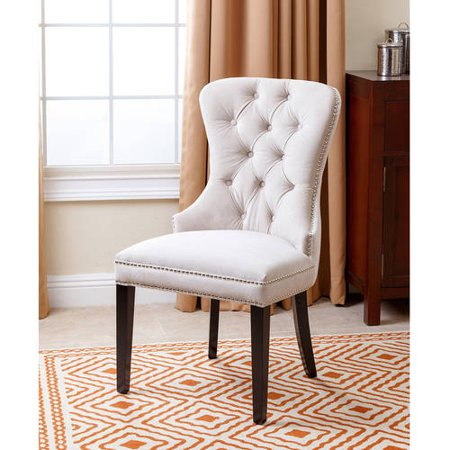 Devon Amp Claire Plaza Tufted Dining Chair Multiple Colors