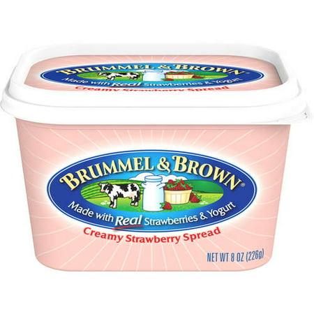 Brummel & Brown Creamy Strawberry