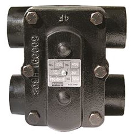 Steam Trap (Hoffman Ft125H-3 F&T Steam Trap 3/4 In., 125)