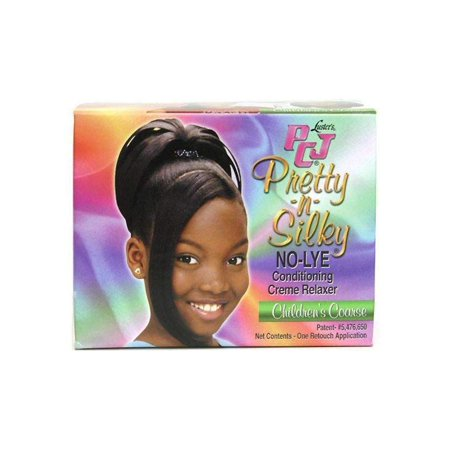 PCJ Pretty-N-Silky Relaxer Touch Up Kit- Coarse - Coarse - image 1 of 1