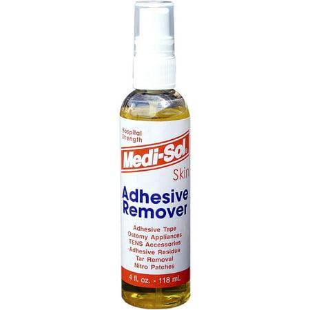 Medi-Sol Adhesive Remover Spray - Spray Adhesive Remover