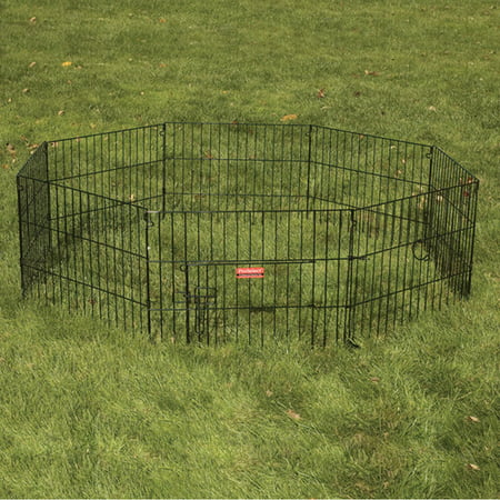 Proselect Exercise Pen - ProSelect Everlasting Exercise Dog Pen with Door