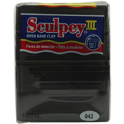 Sculpey III Polymer Clay, 2oz