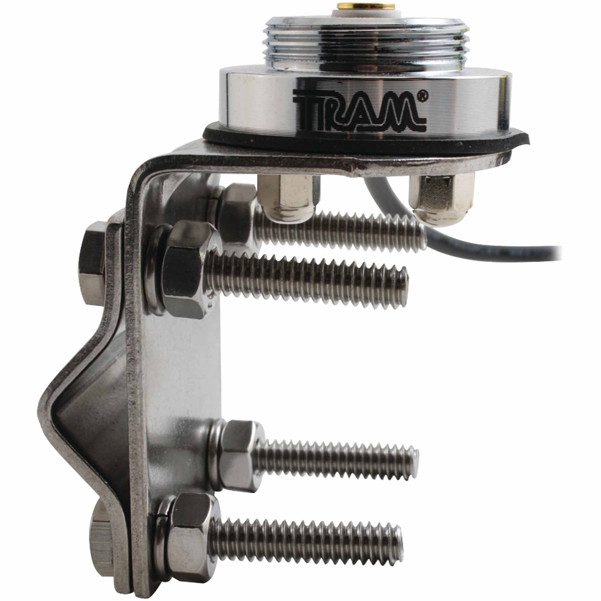 Tram 1249 NMO Mirror Mount Kit with 17' Coaxial Cable