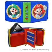 PDP Super Mario Bros Folio Case For Nintendo 2DS/3DS/3DS XL / LL/DS/DSi LL / XL