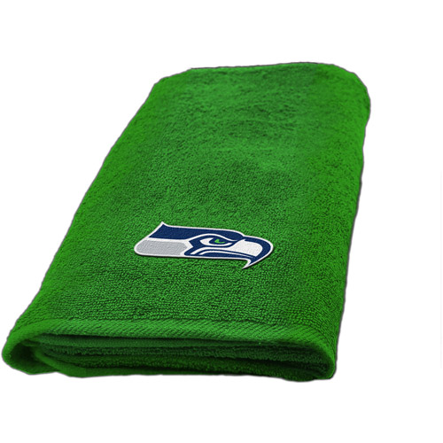 Seattle Seahawks Decorative Bath Collection - Hand Towel