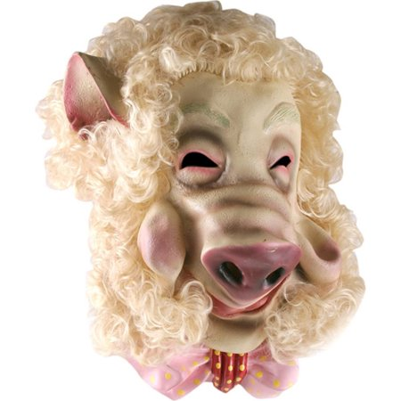 Adult Pig Mask](Pig Saw Mask)